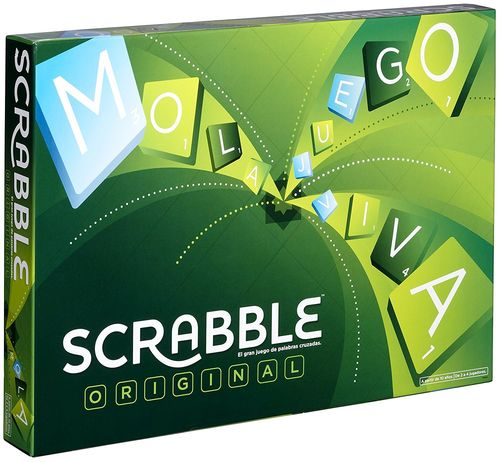 Scrabble Original en Castellano