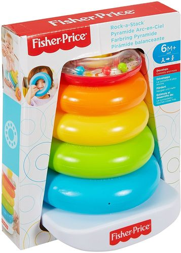 Fisher-Price Pirámide Balanceante