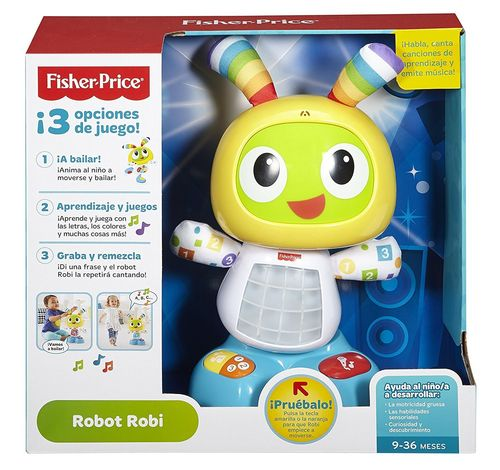 Fisher Price - Robot Robi
