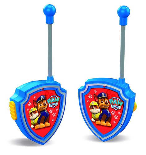 Paw Patrol - Set 2 Walkies Chase