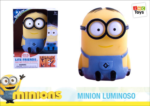 Minion Luminoso 11 cm