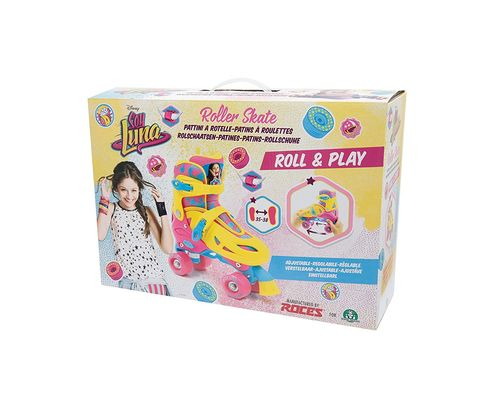 Soy Luna Patines Roll & Play T-27-30