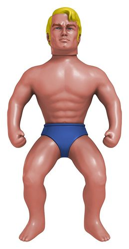 Mister Musculo - Muñeco Stretch Armstrong