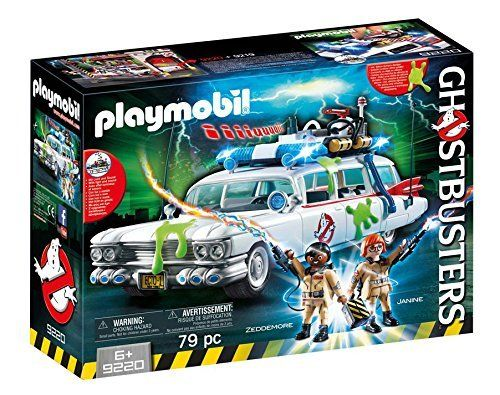 Playmobil 9220 - Ecto-1 Ghosbusters