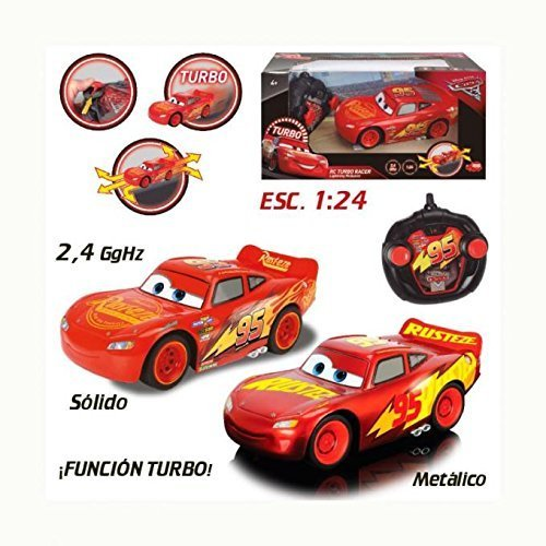 cars 3 rayo mcqueen r c surtido cash juguetes mayorista venta al por mayor. Black Bedroom Furniture Sets. Home Design Ideas