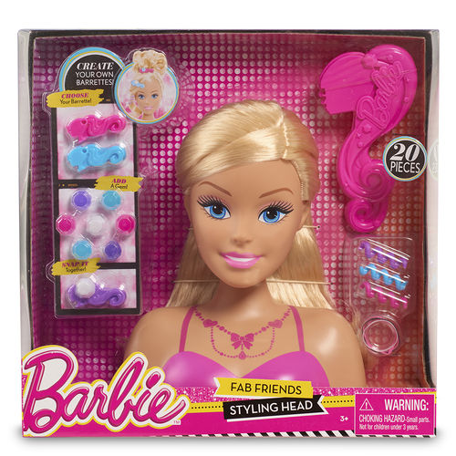 Barbie Busto Glam Party
