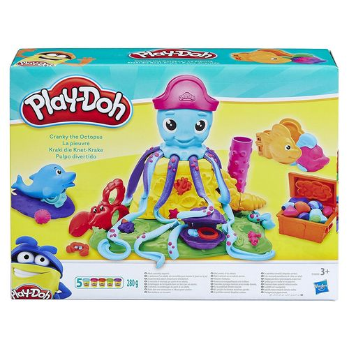 Play-Doh - Pulpo Divertido