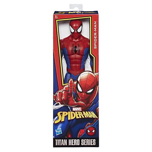 Spiderman - Titan Hero Series Spider-Man