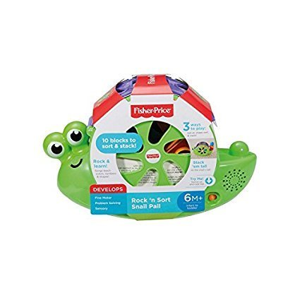 Fisher-Price - Caracol formas y canciones