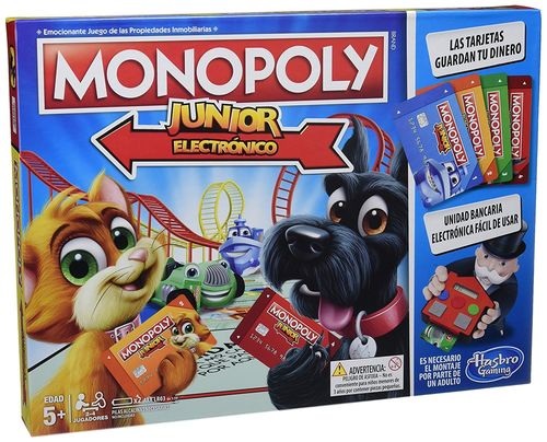 Monopoly - Junior Electronico