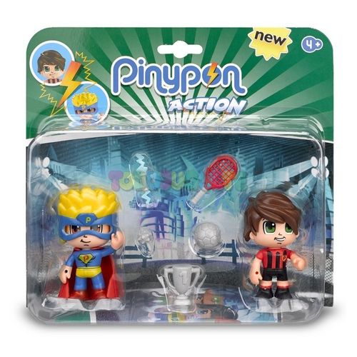 Pinypon Action Figuras Pack 2
