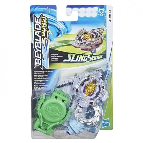 Beyblade Pack PEONZA Starter Surtido