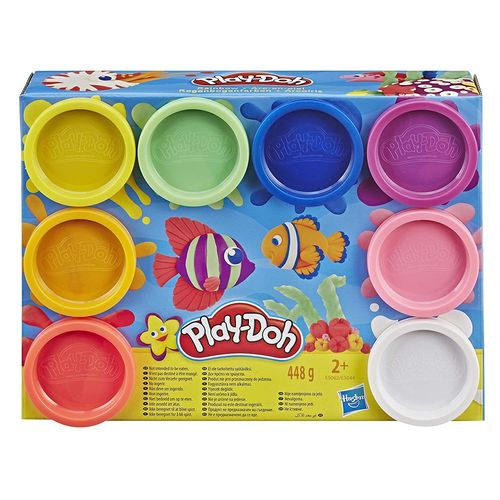 Play-Doh - Pack 8 Botes