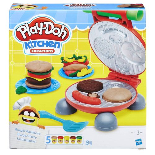 Play-Doh - La Barbacoa