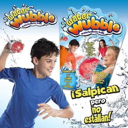 Pack 2 Water WUBBLE