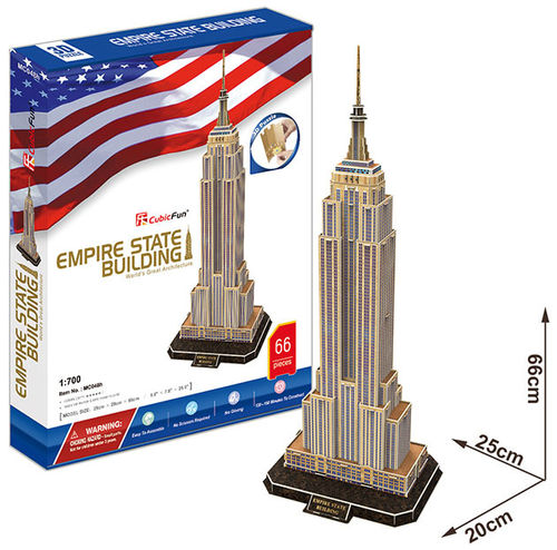 Puzzle 3D - Empire State