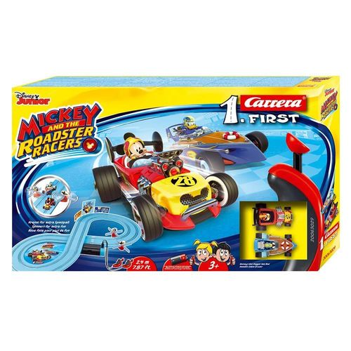Carrera- Mickey and The Roadster Racers