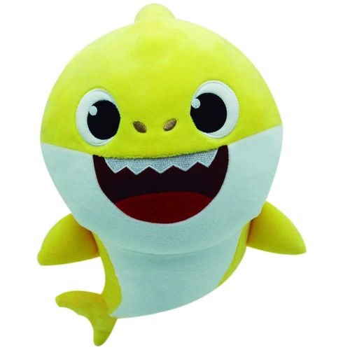 Baby Shark - Peluche Musical Baby Shark