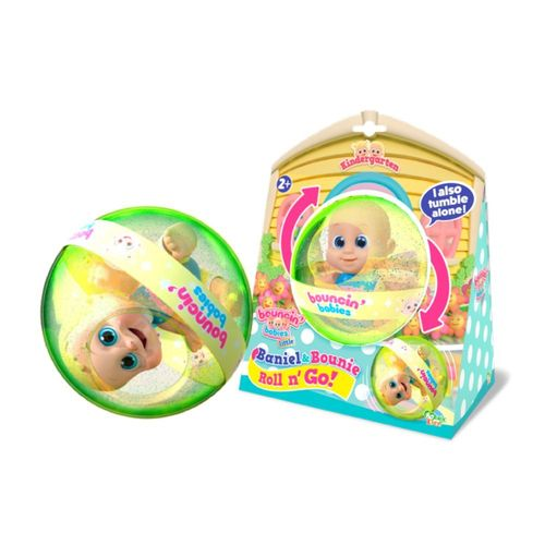 Bouncing Babies- bounie Roll & go