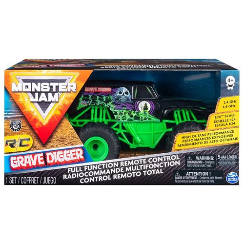Monster Jam- RC Grave Digger