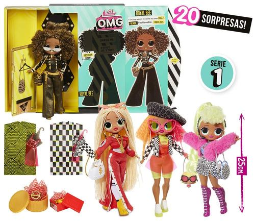 LOL Surprise - Top Secret Dolls