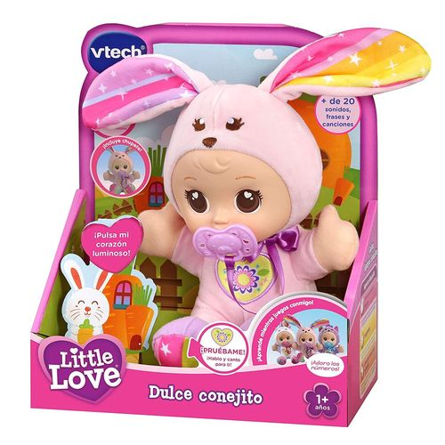 Vtech - Little Love Dulce Conejito