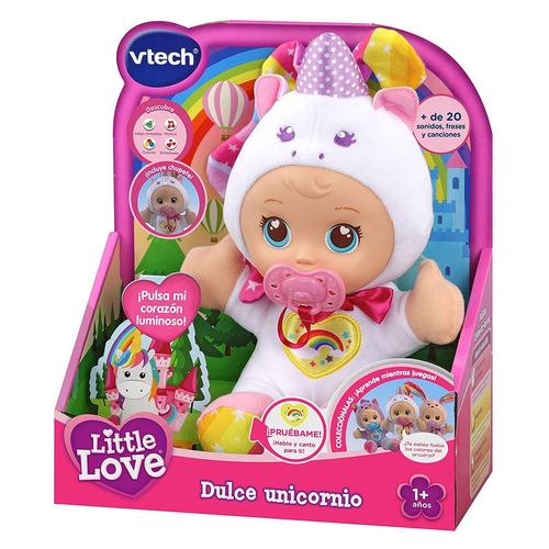 Vtech - Little Love Dulce Unicornio