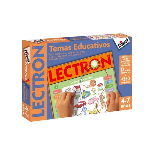 Lectron Temas Educativos