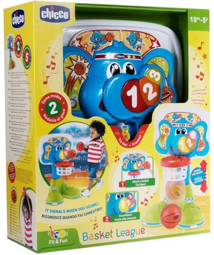 Chicco - Basket 123